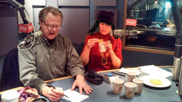 Author Douglas Whynott & Host Virginia Prescott