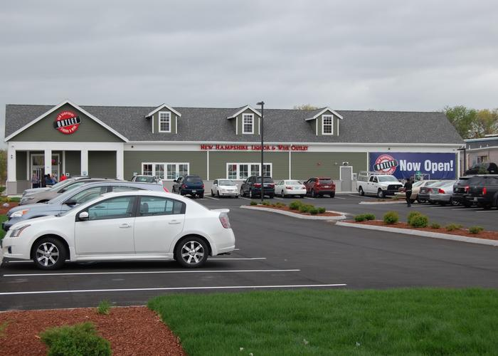 N h liquor commission reports record sales of locally for Craft stores manchester nh