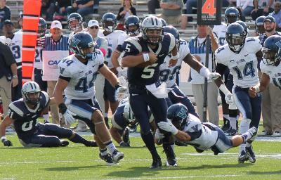 Unh Football Earns Playoff Spot For 14th Consecutive Season New