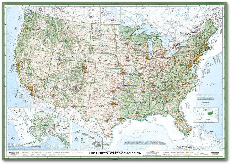 A One Man Mapquest New Hampshire Public Radio - Mapquest-us-map
