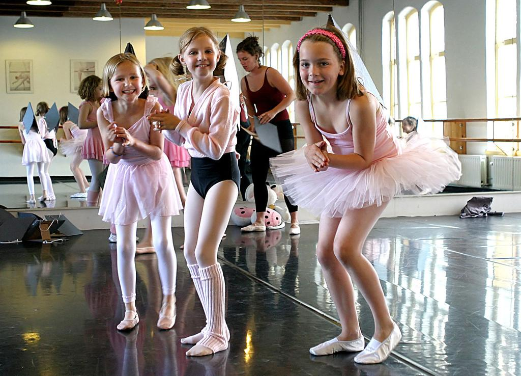 When Young Girls Grow Up Too Fast Keep Them In Ballet