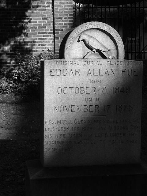 edgar allan poes work Edgar allan poe has become part of our cultural furniture in a way  since his  death, his work has had a profound and ongoing influence on.