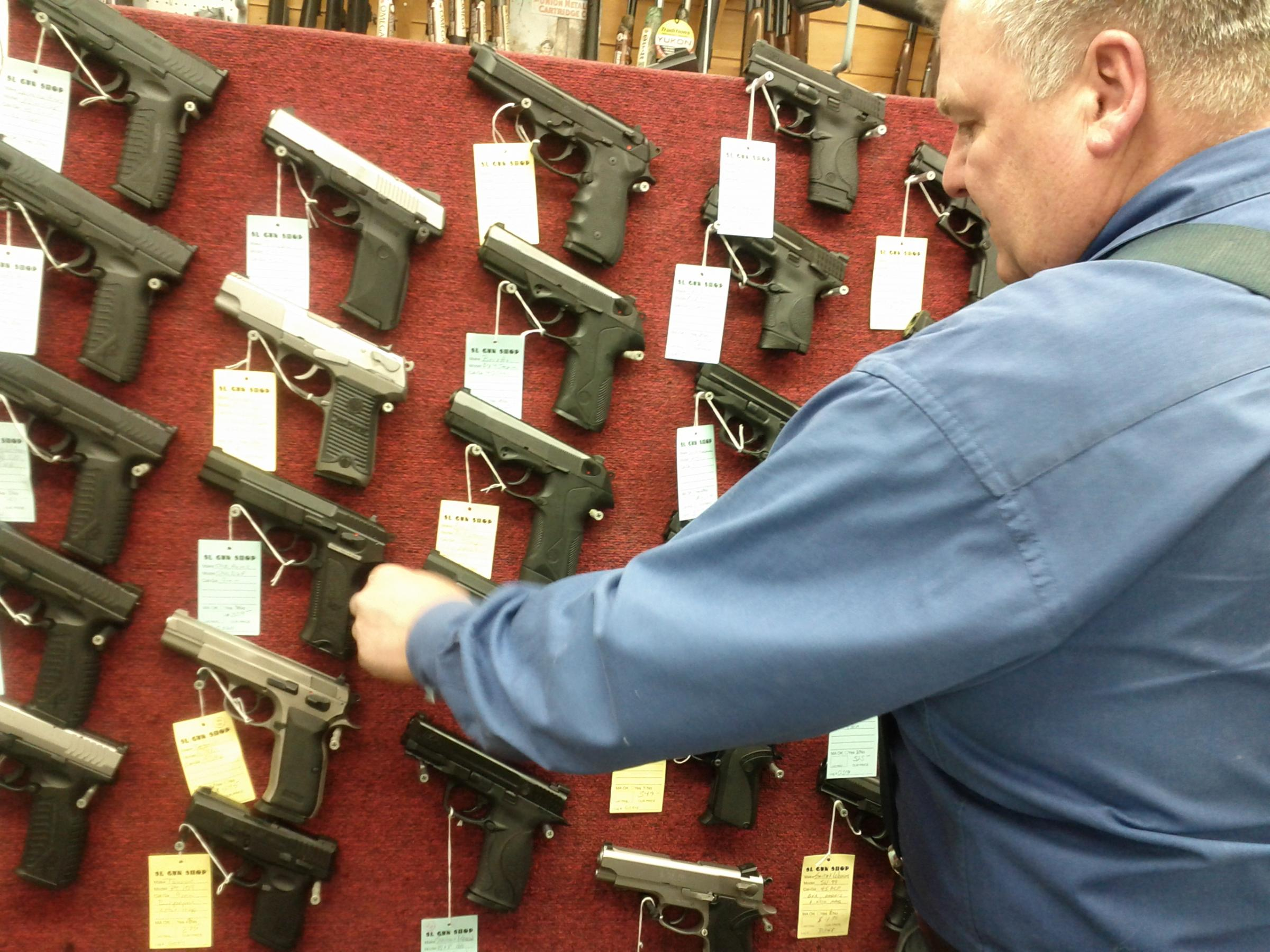 Gun Buyers Face Few Restrictions In NH New Hampshire Public Radio - Invoice sample word format cheapest online gun store