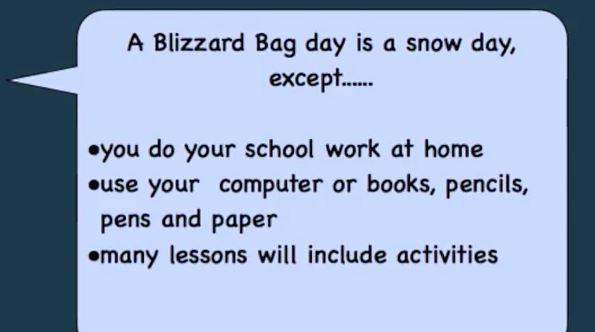 Blizzard Bags Yet To Catch On Among Most New Hampshire School Districts
