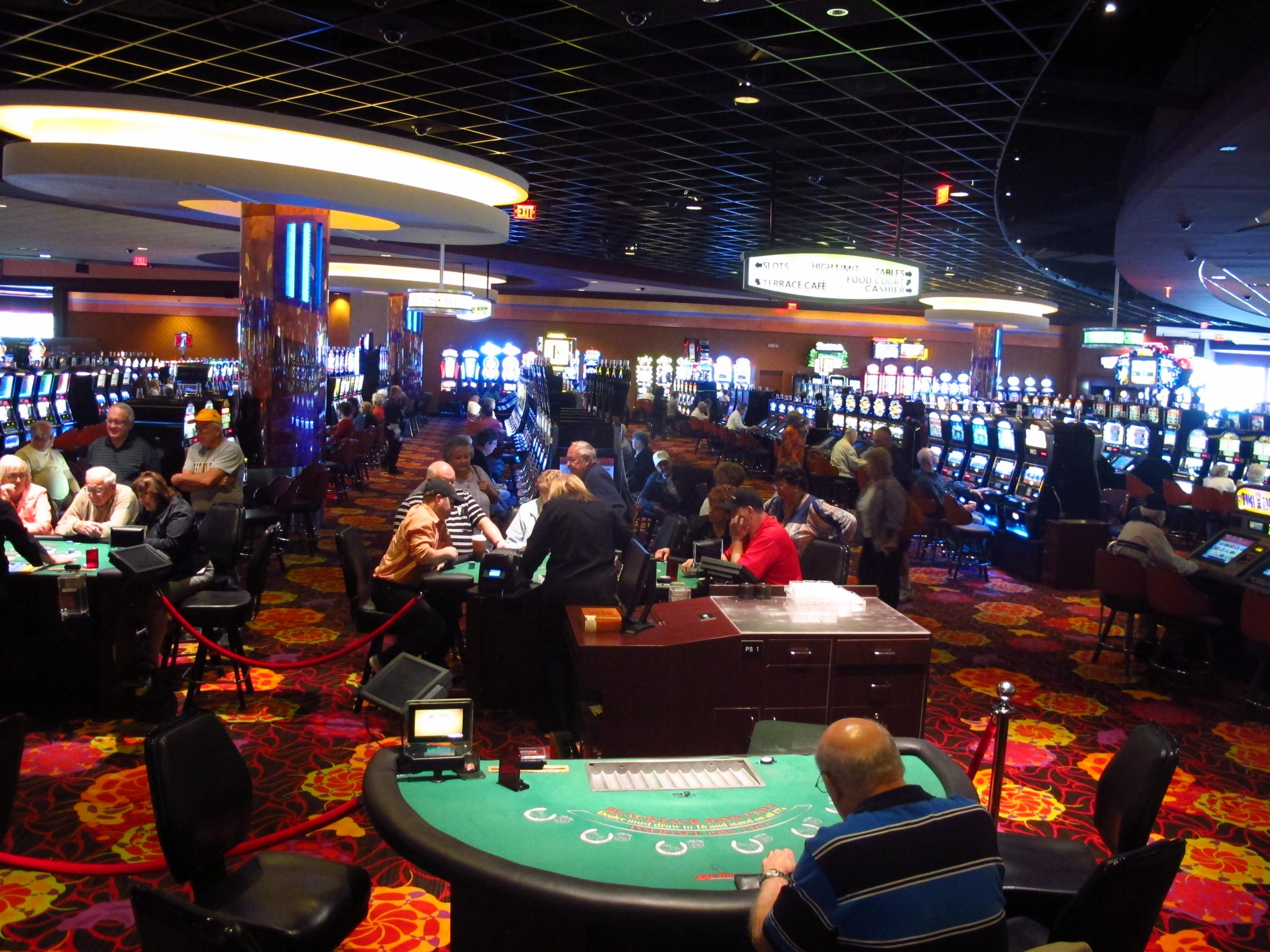 Pa gambling casinos