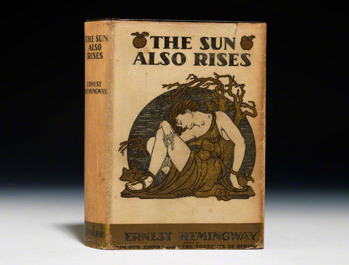 the heroism portrayed in ernest hemingways the sun also rises The portrayal of alcohol in the sun the sun also rises by ernest hemingway is a novel set how hemingway uses the portrayal of alcohol consumption.