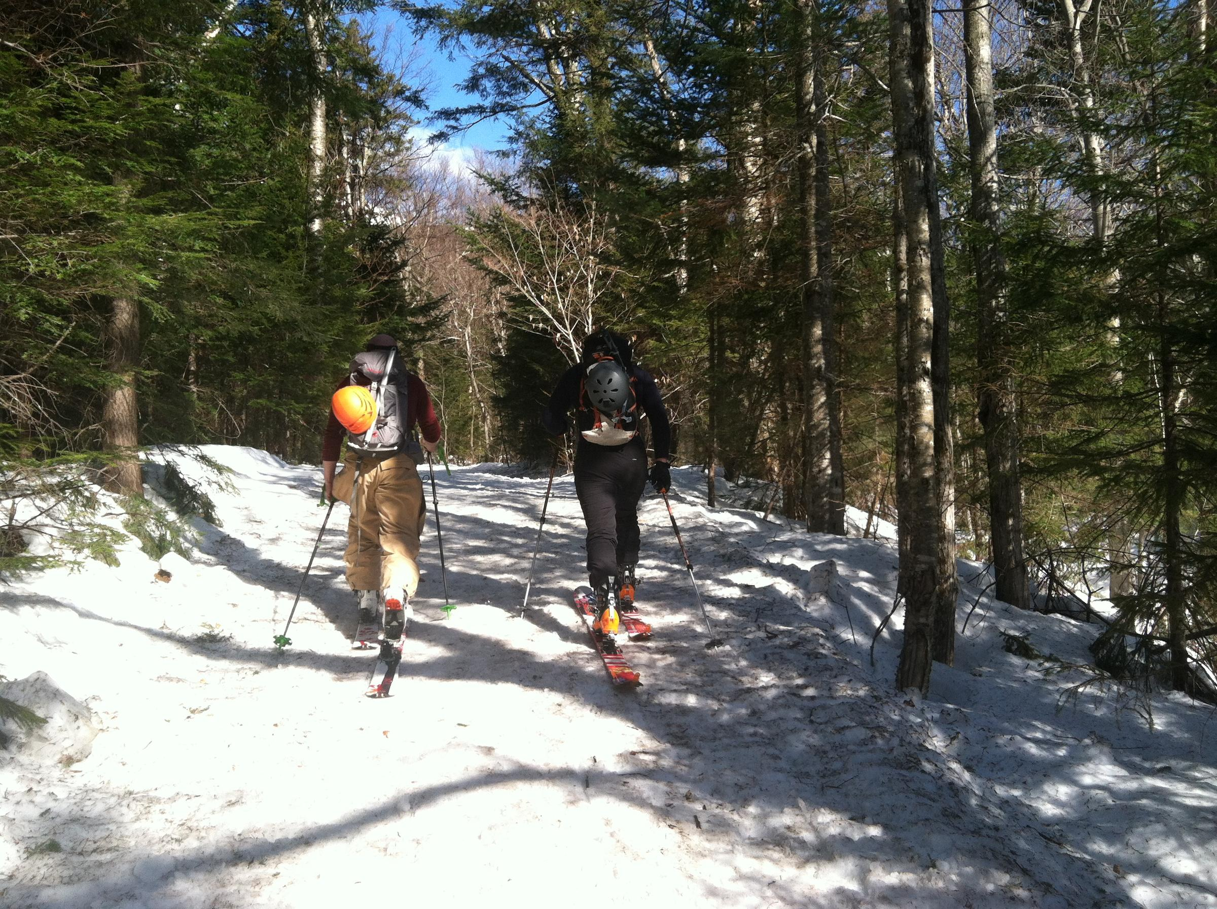 Ill Prepared For Tuckerman Skiers Caught In Avalanche Part Of