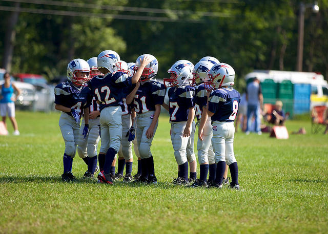 youth sports are too intense essay Are youth sports becoming too intense do you think that youth sports have become too competitive, or is this level of playing right for certain kids.