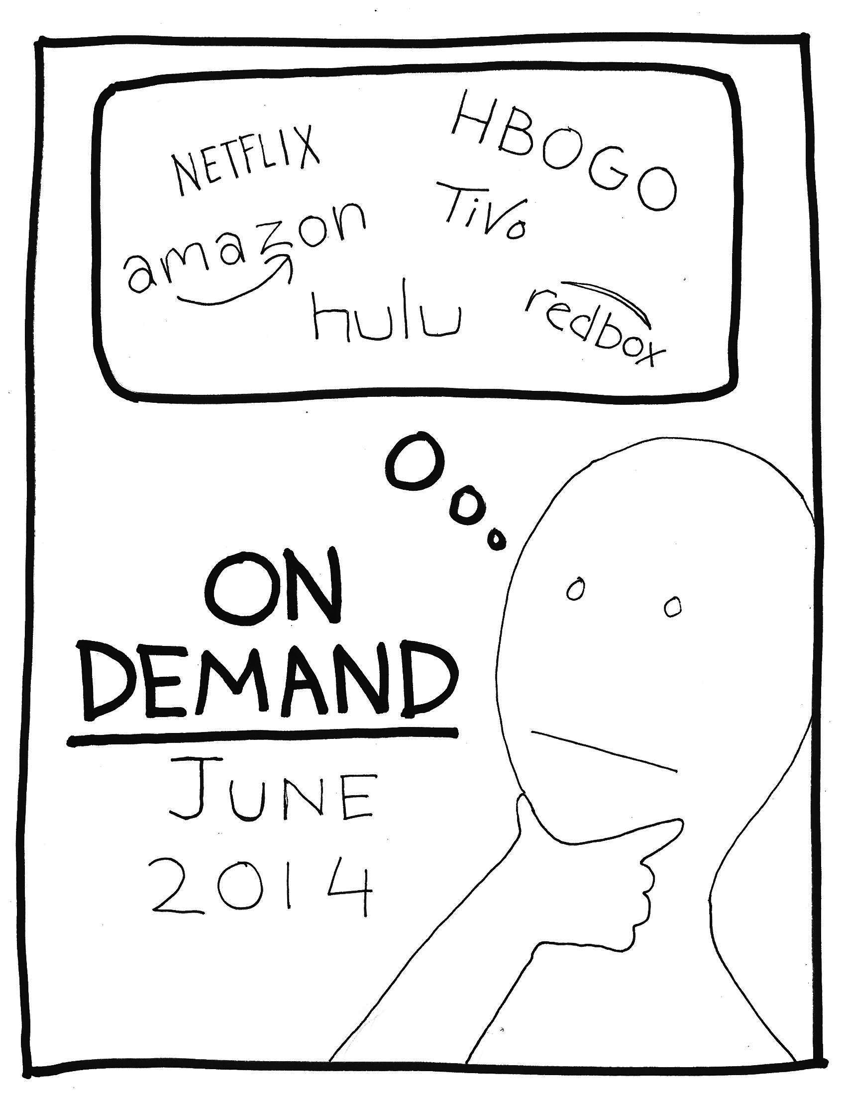 On Demand: What\'s New To Netflix And Redbox For June 2014 | New ...