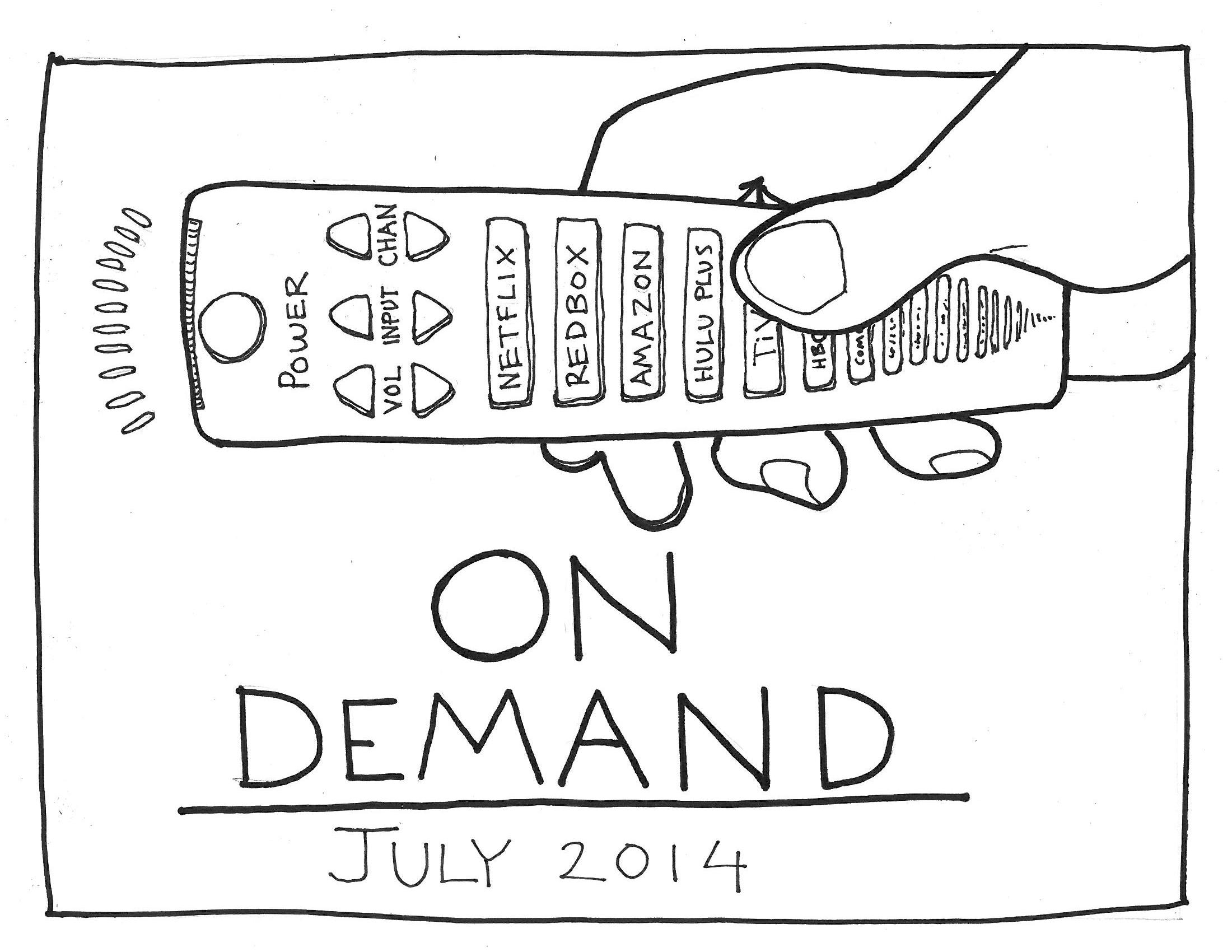 How To Be Single Redbox By Said Achtouk On Demand: What's New Toflix,  Redbox, And Amazon Prime For July 2014