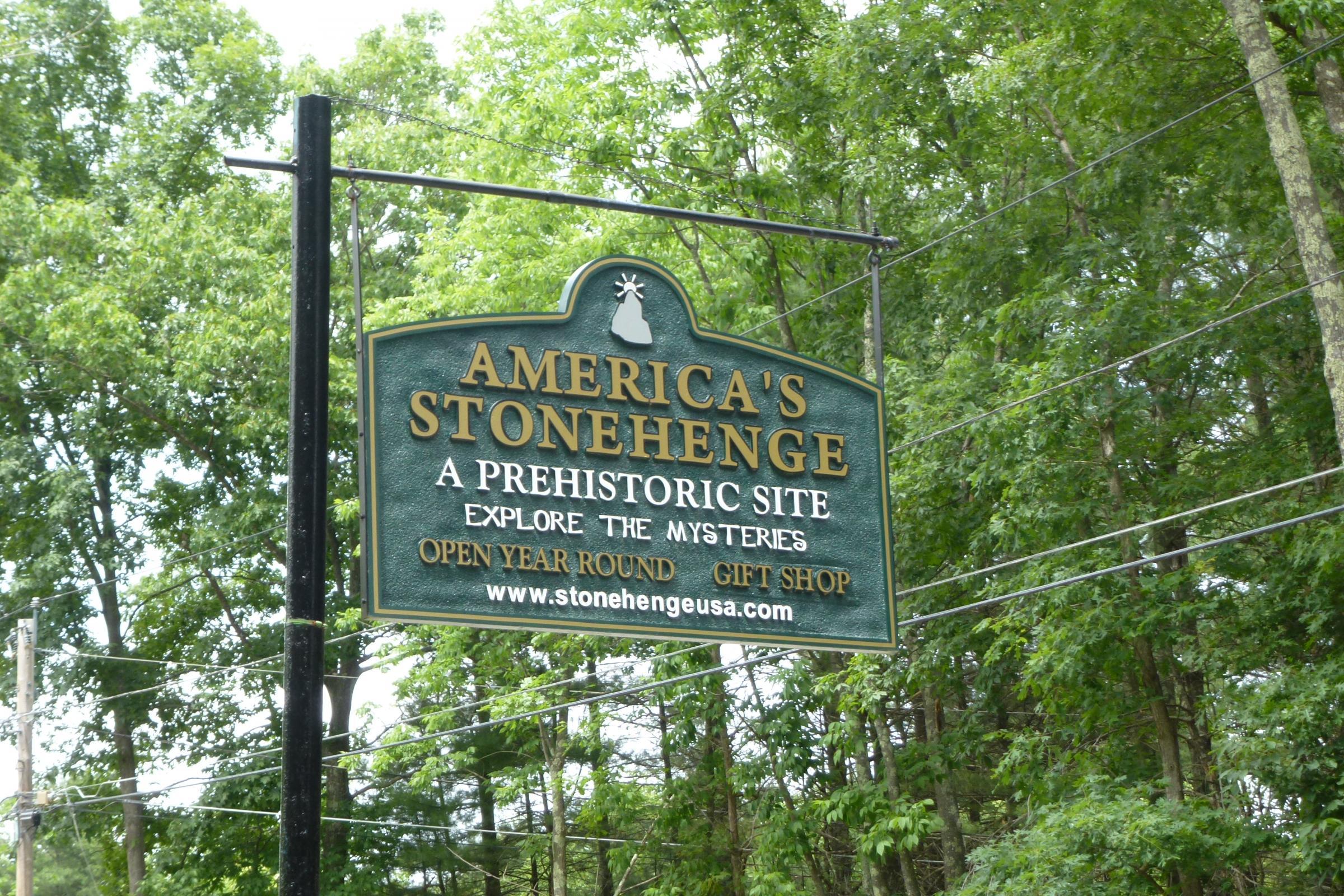 Carbon dating stonehenge golf