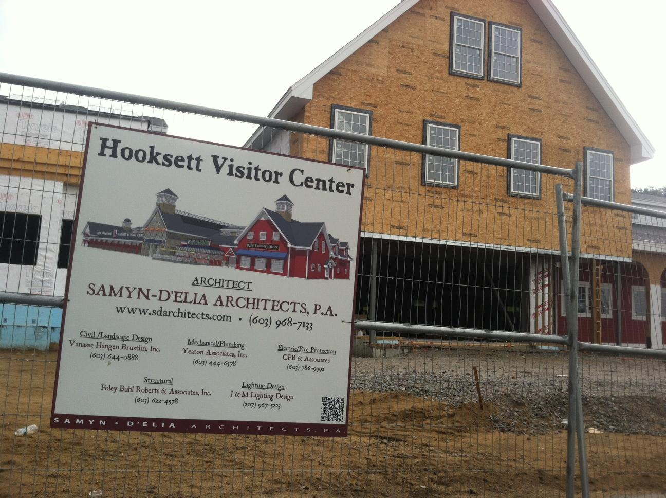 Construction At Hooksett Rest Area Is 39 Months 39 Ahead Of