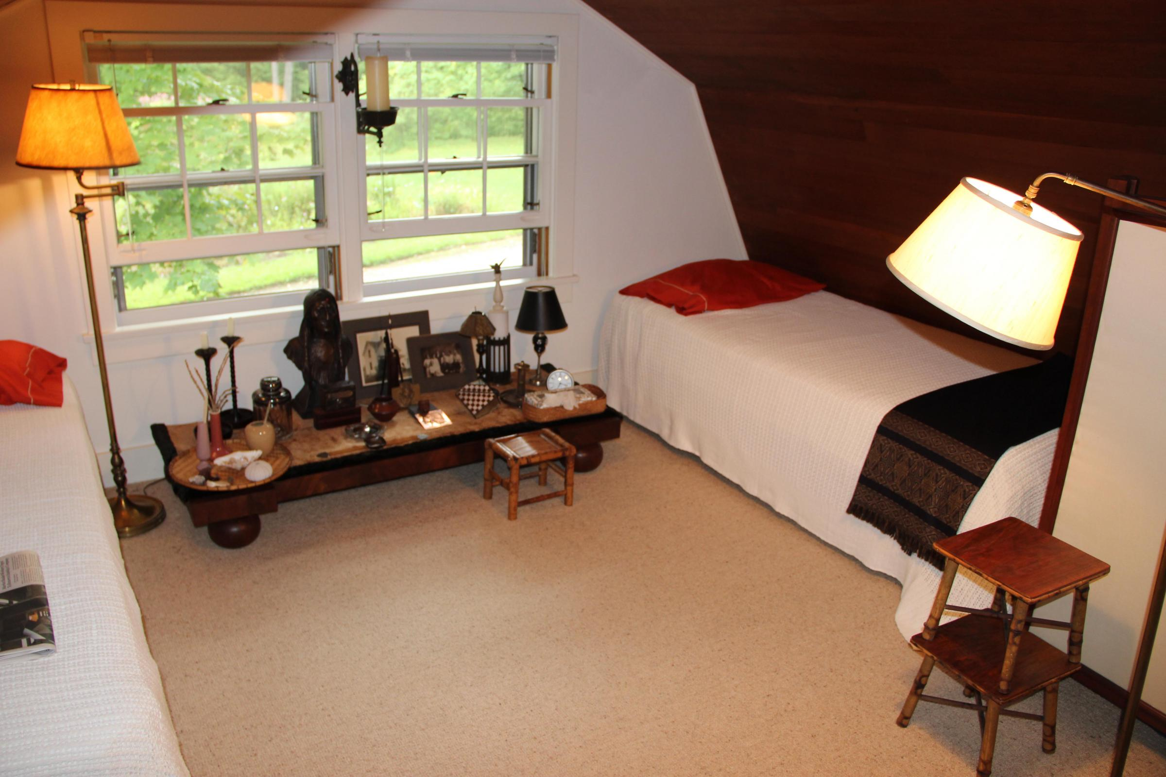 Inside J D Salinger S House New Hampshire Public Radio