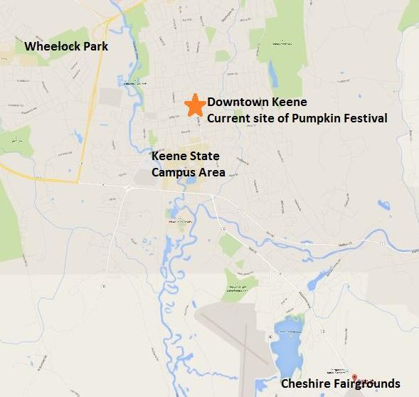 Keene Residents Discuss Riots Weigh Future Of Pumpkin Festival