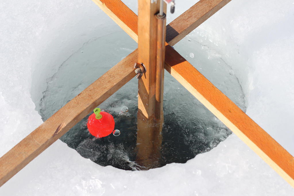 Busting ice fishing myths with the fish nerds new for Ice fishing apparel