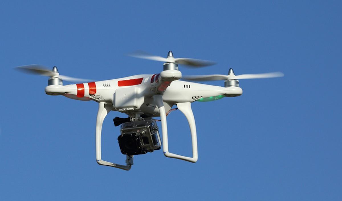 drone thailande