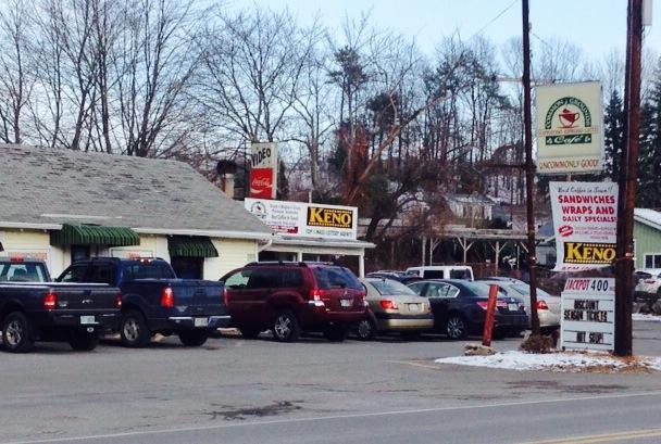 Keno restaurants in mass