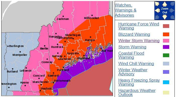 Winter Storm Warning Bring It On Says >> Weather Updates: Frigid Temperatures Settle In, Residents Should Take Frostbite Precautions ...