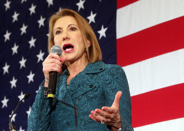 carly fiorina leadership style I first heard carly fiorina speak at the global leadership summit her leadership style is very carly fiorina on leadership and unlocking human.