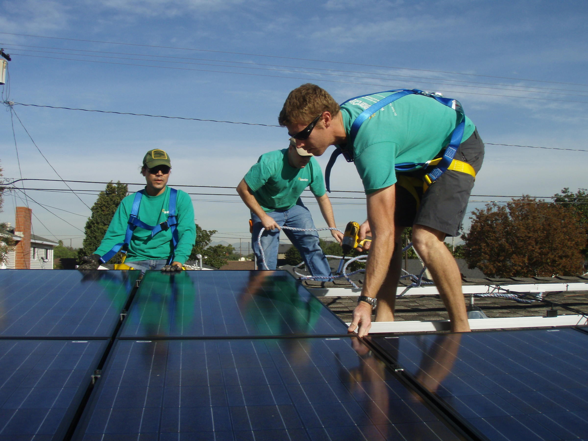 Solar Energy Giant To Move Into N H Market