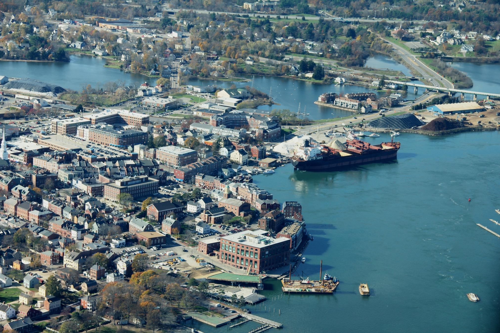 Capital Budget Includes Funds for Portsmouth Port ...