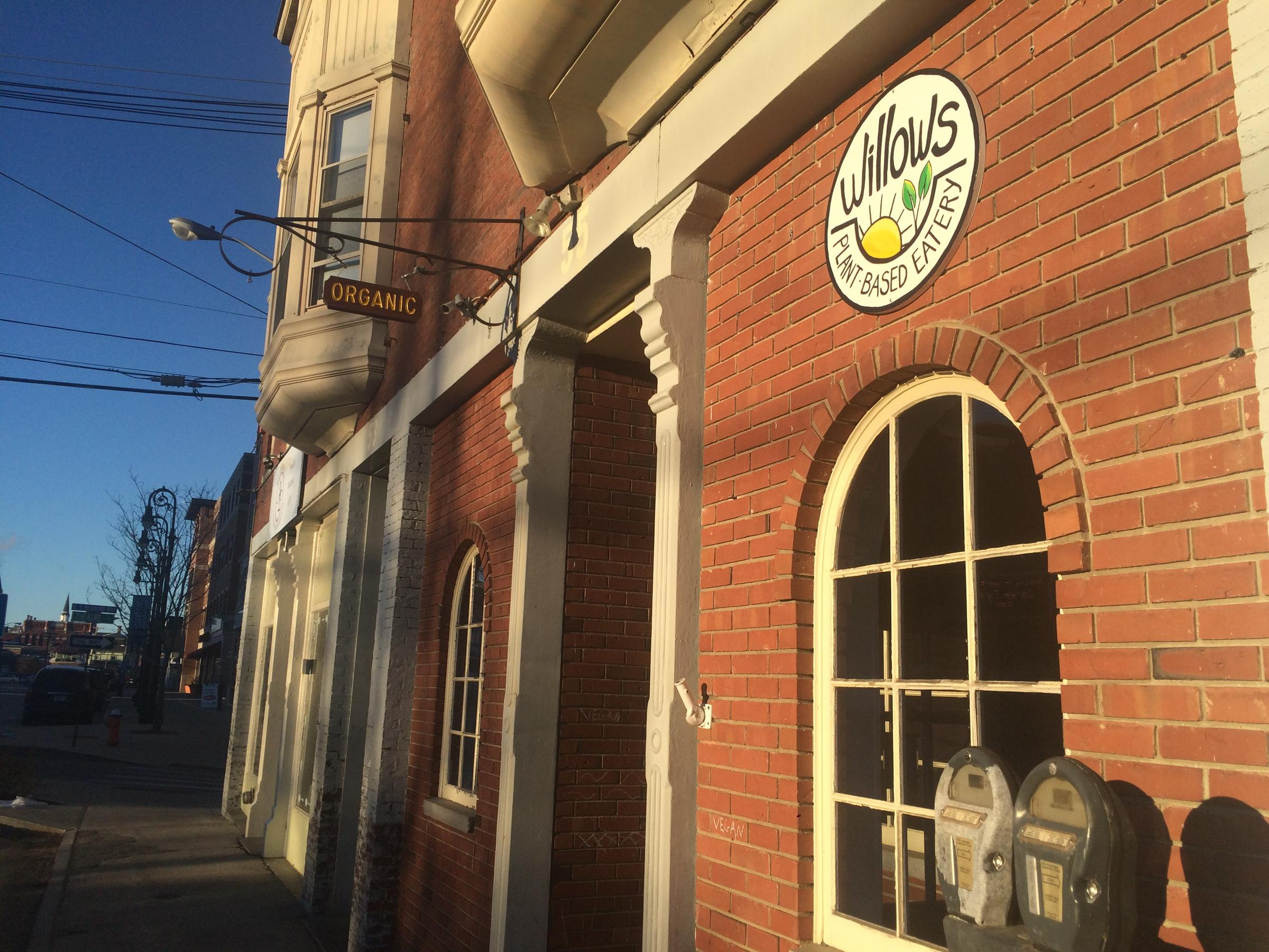 Willows Plant Based Eatery In Downtown Concord Is An All Vegan And Organic Restaurant That Opened Up April