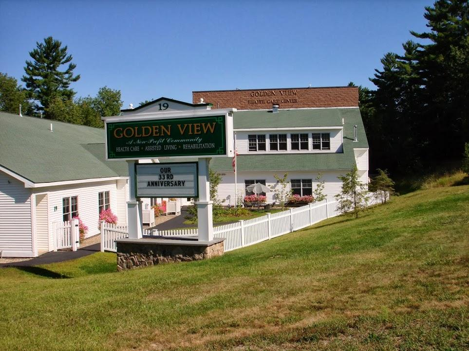 The Golden View Health Care Center In Meredith