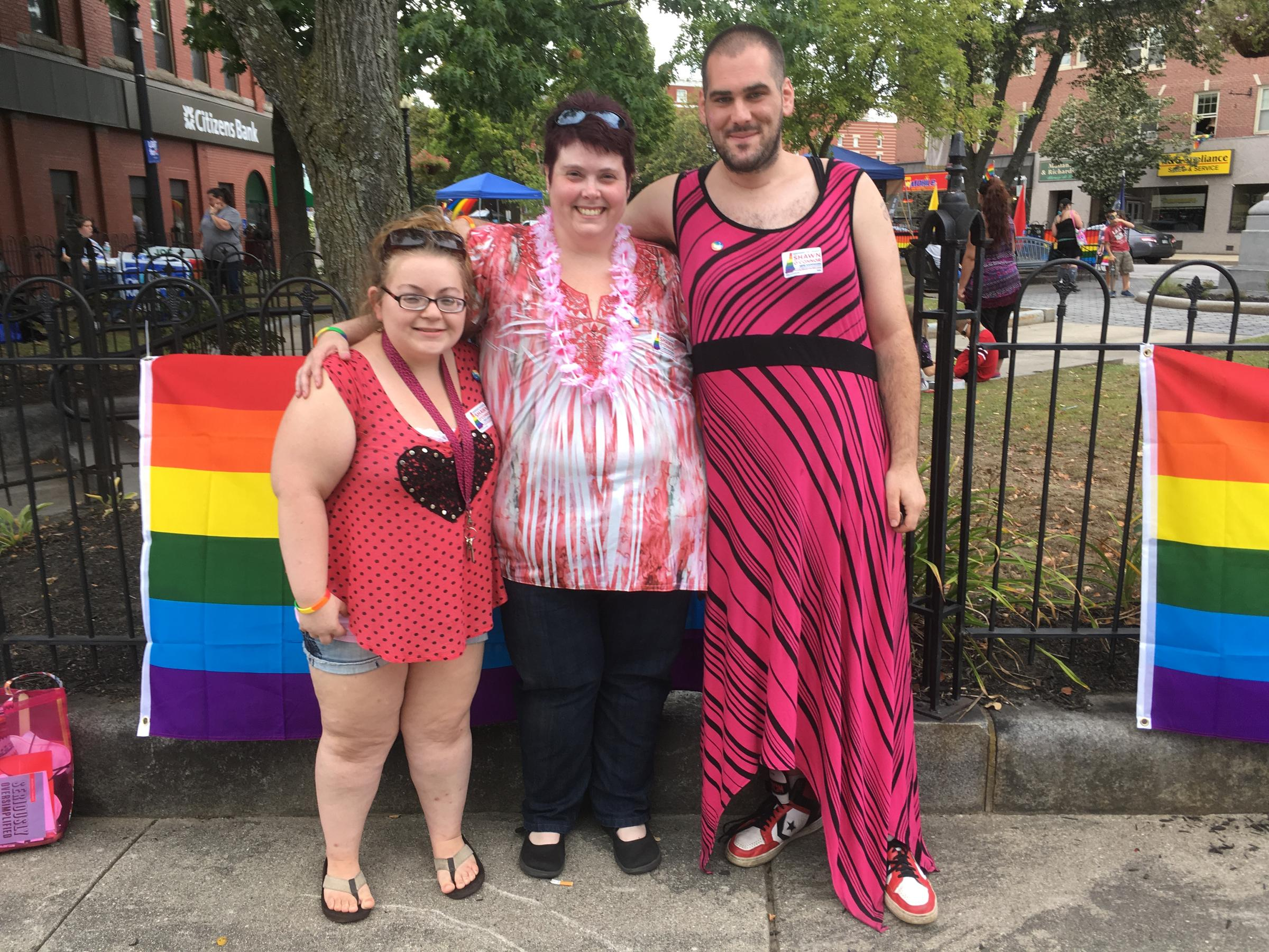 from Thomas gay and lesbian pride new hampshire