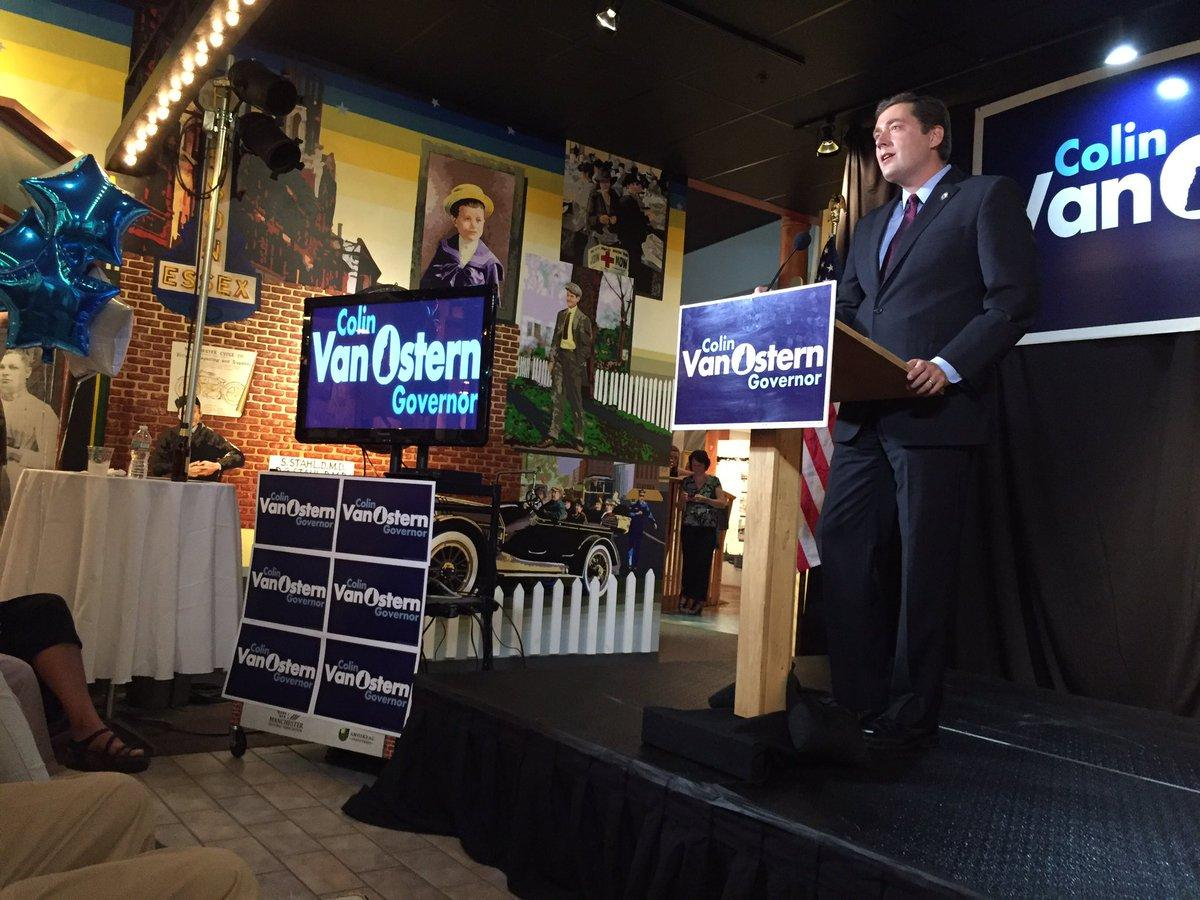 Primary Blog: Tight GOP Races for Governor, CD1 Make for a Late Night ...