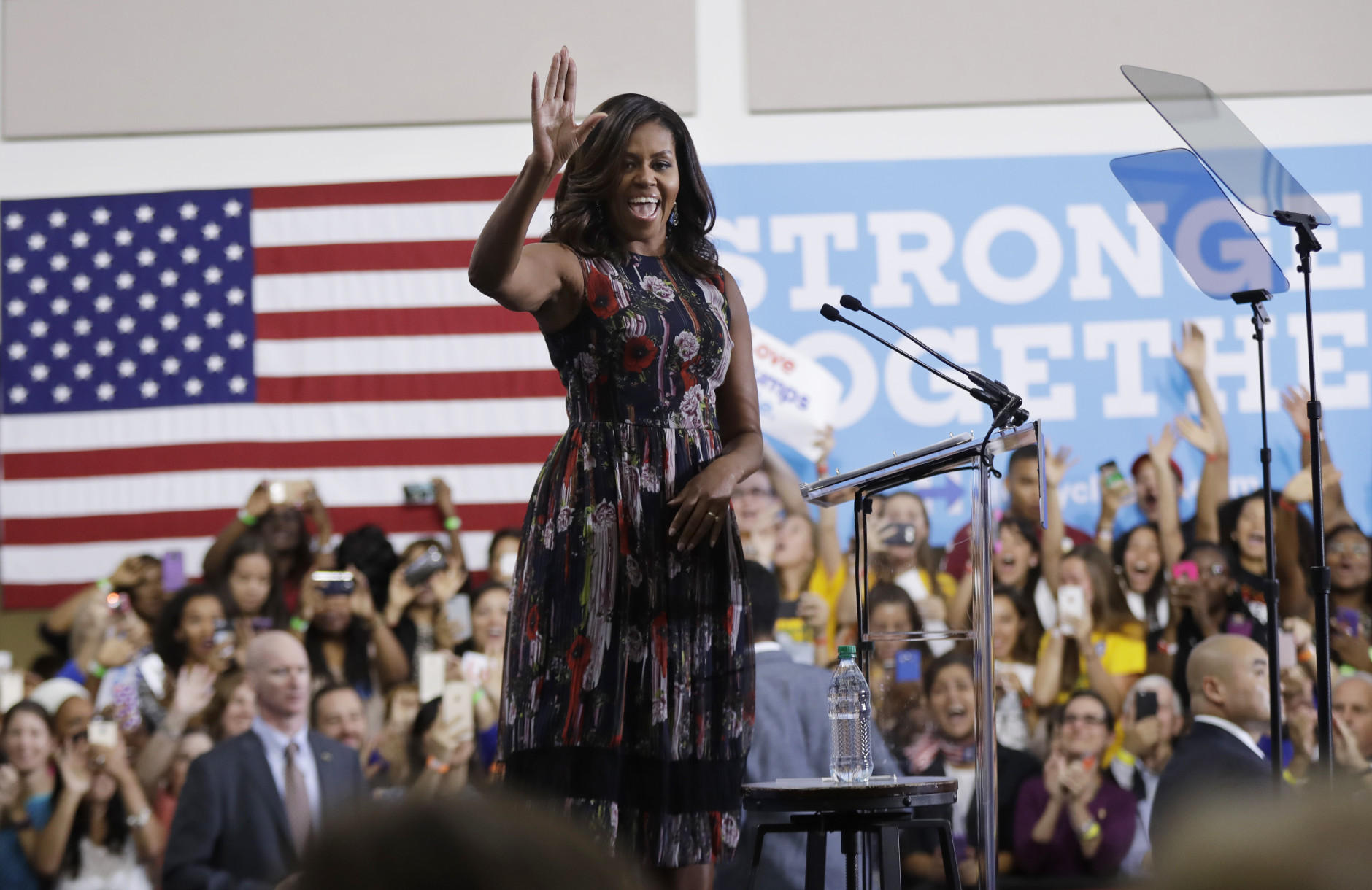Michelle Obama to Stump for Clinton in N.H. | New ...