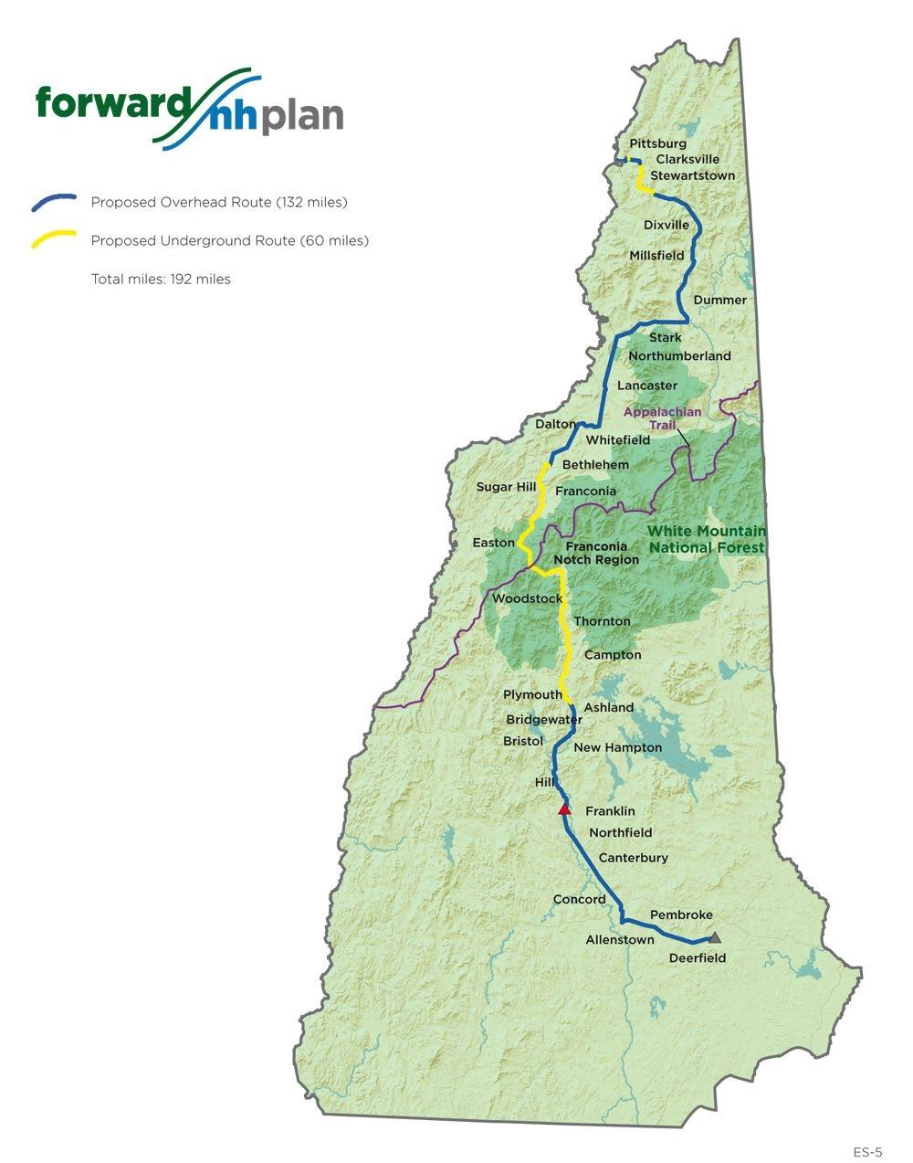 Northern Pass transmission project moves closer to construction with DOE approval