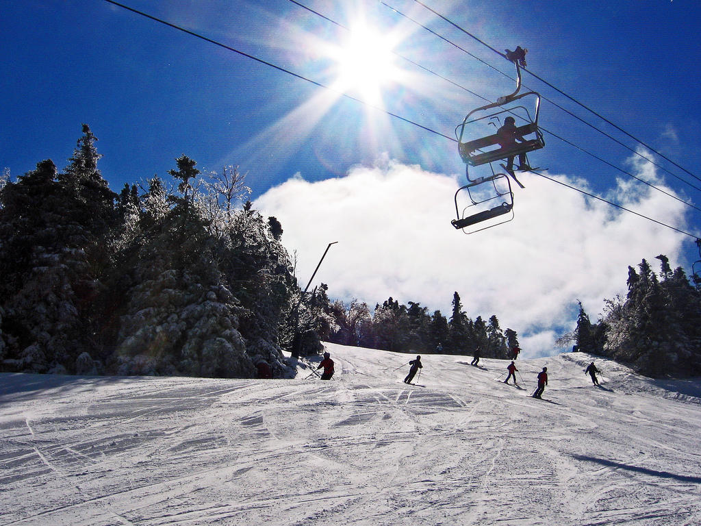 some n.h. ski slopes are already open for business | new