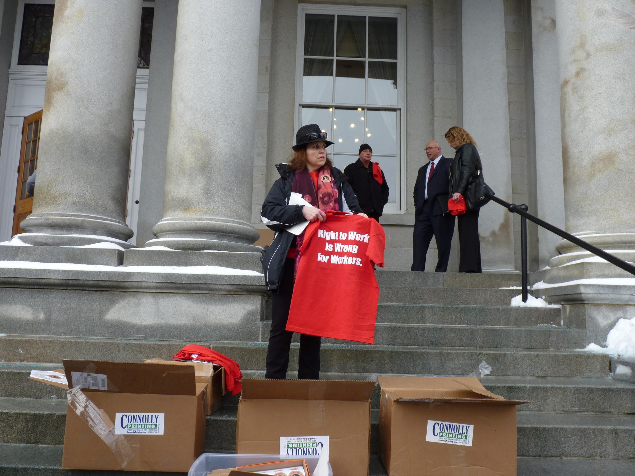 Nh Housemittee Recommends Against Passing 'righttowork' Bill