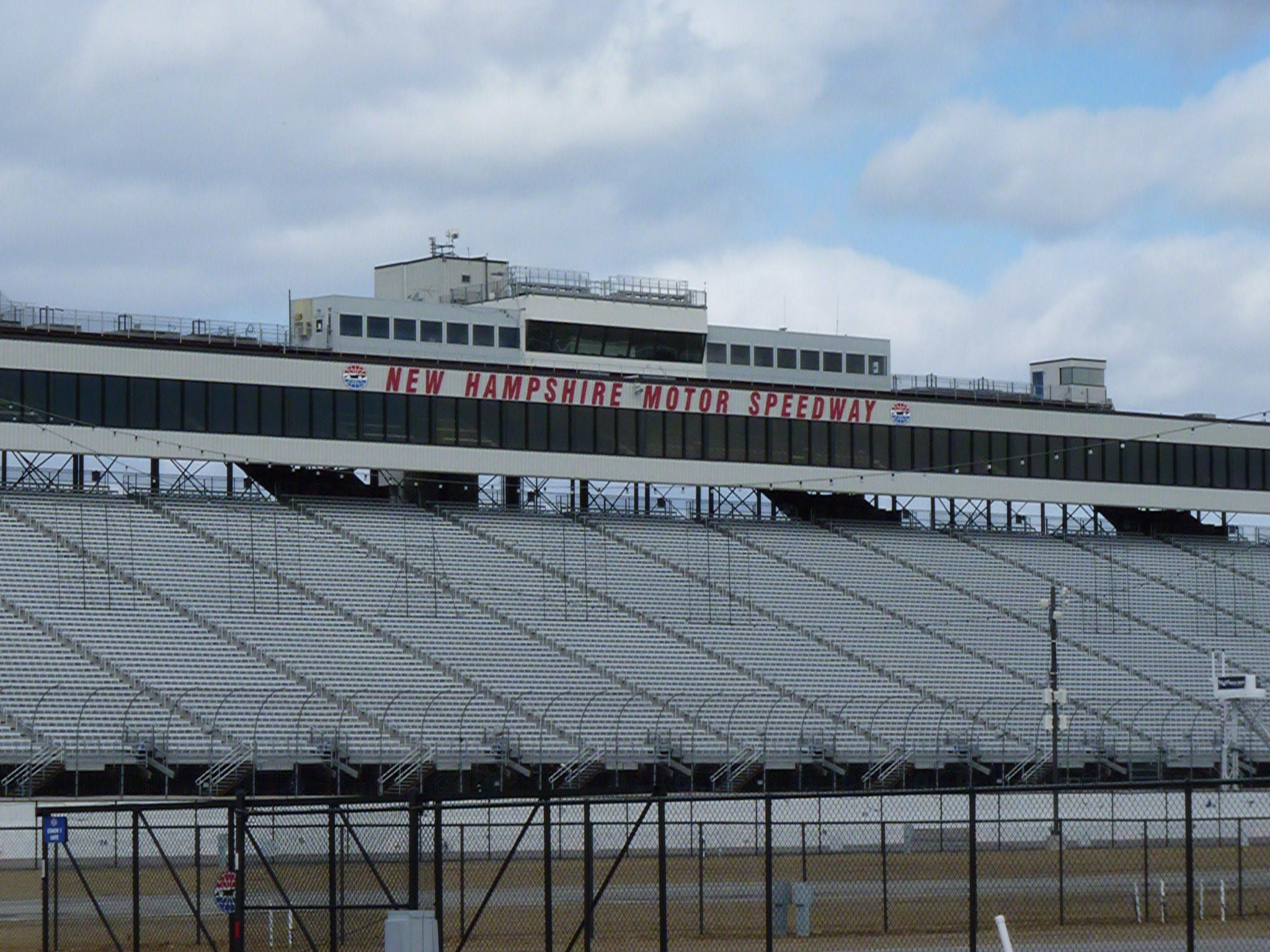For 20 Years The New Hampshire Motor Speedway In Loudon Has Hosted Two Nascar Races Annually