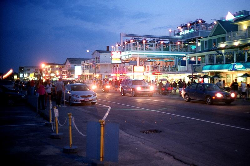 Hampton Beach Strip