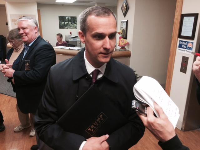Lewandowski to leave lobbying firm