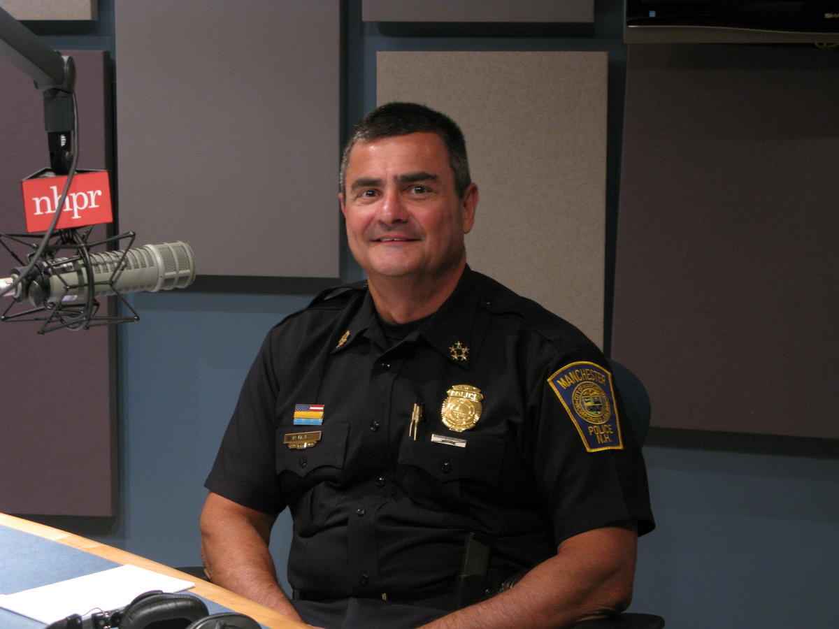 Acting Portsmouth police chief to become next NH 'drug czar'
