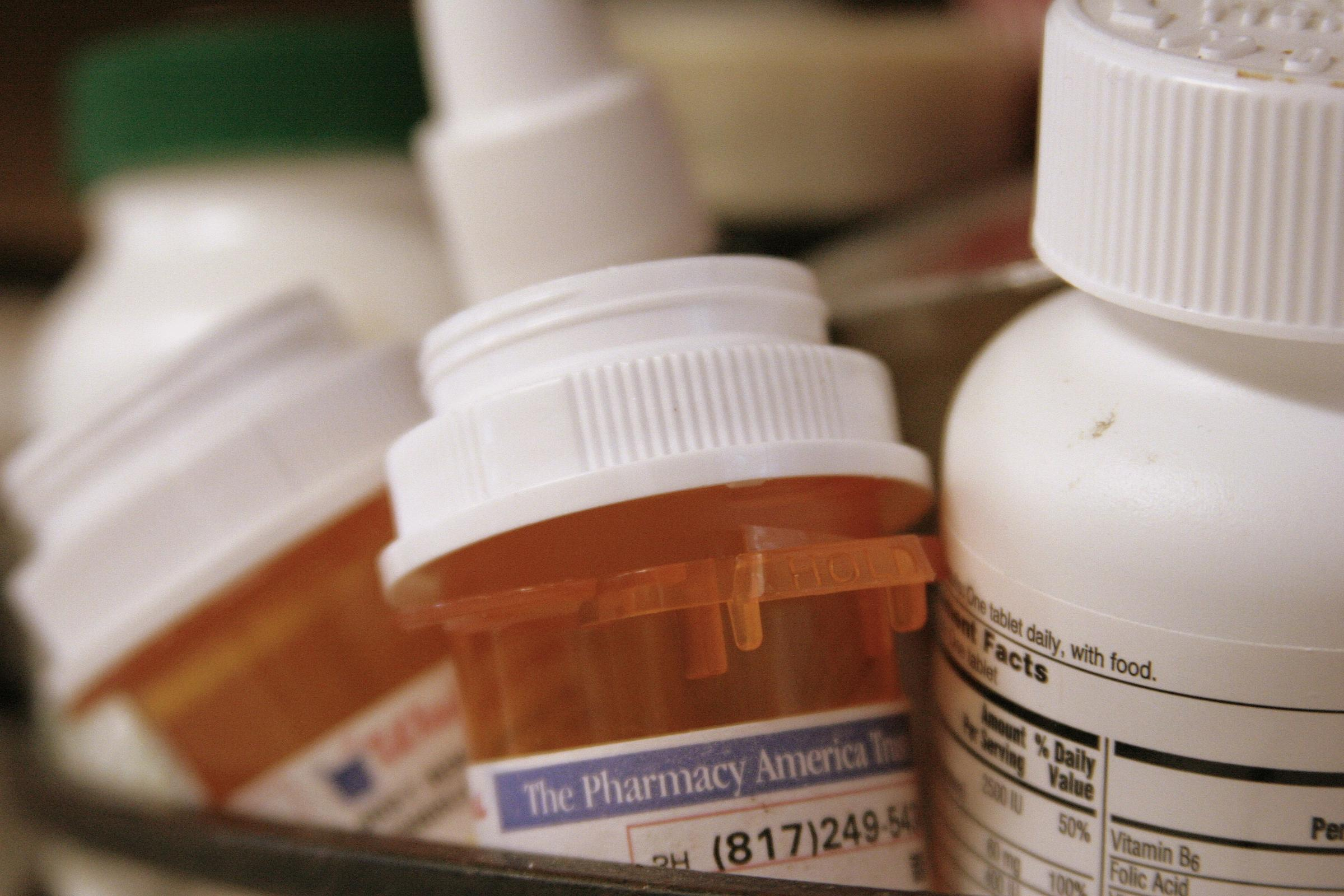 Patients With Mental Disorders Get Half Of All Opioid Prescriptions