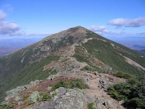 Two Hikers Rescued On Mt Lafayette New Hampshire Public