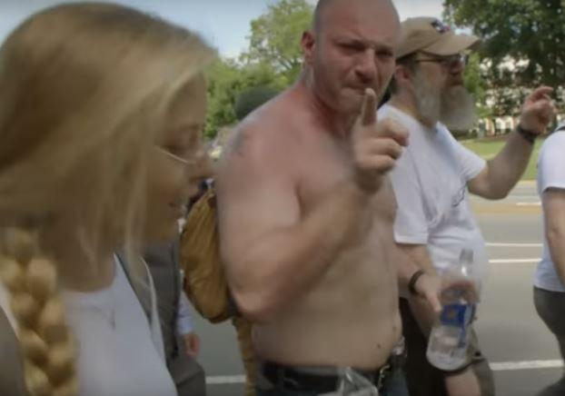 A Charlottesville White Supremacist Just Got His OkCupid Account Banned For Life