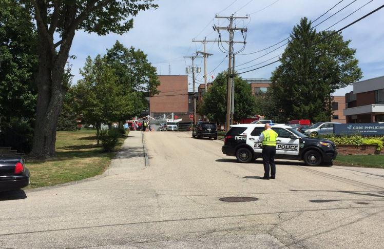 New Hampshire hospital evacuated due to 'unknown odour'