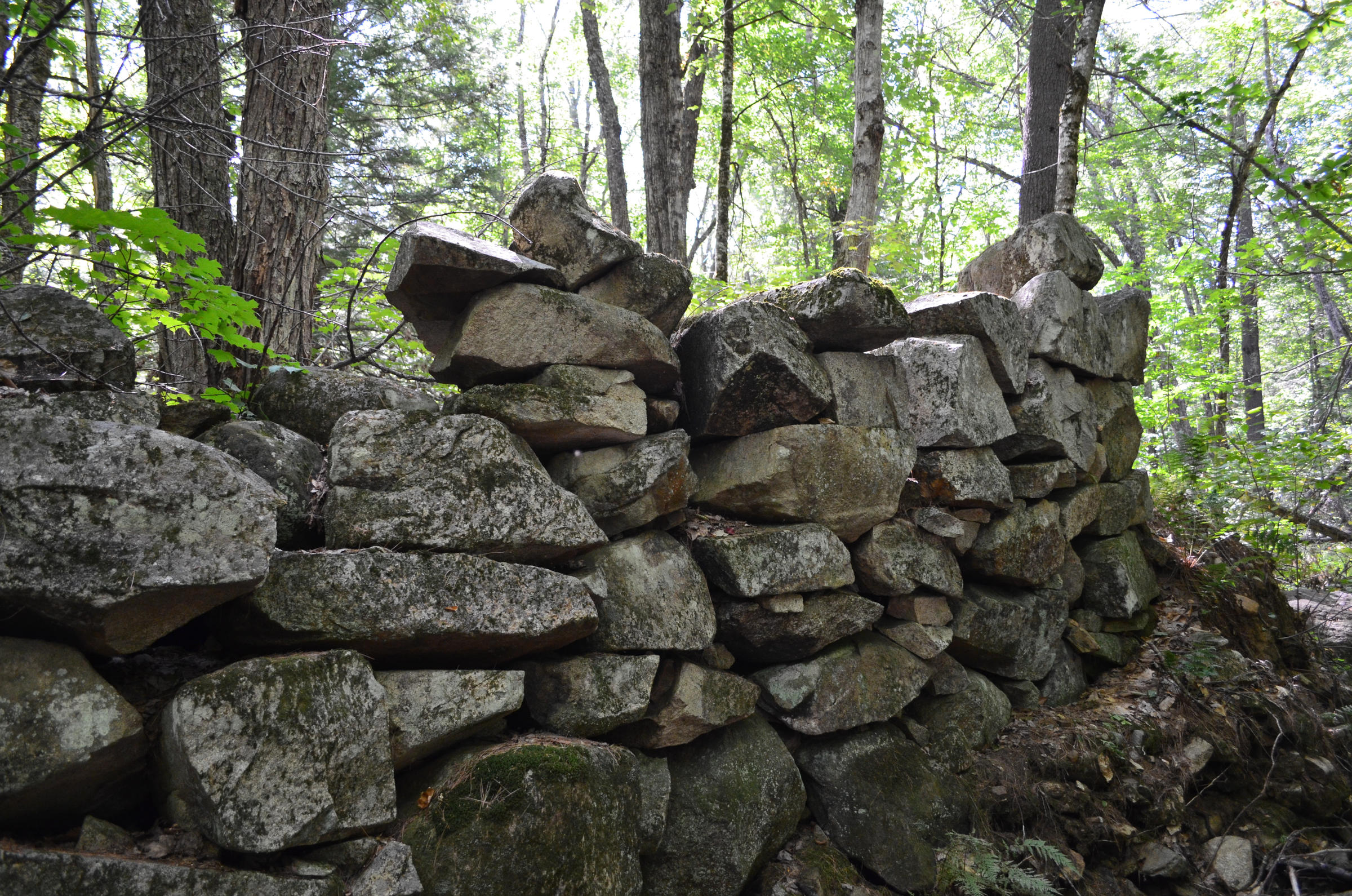 Whats The Story Behind New Hampshires Stone Walls New Hampshire