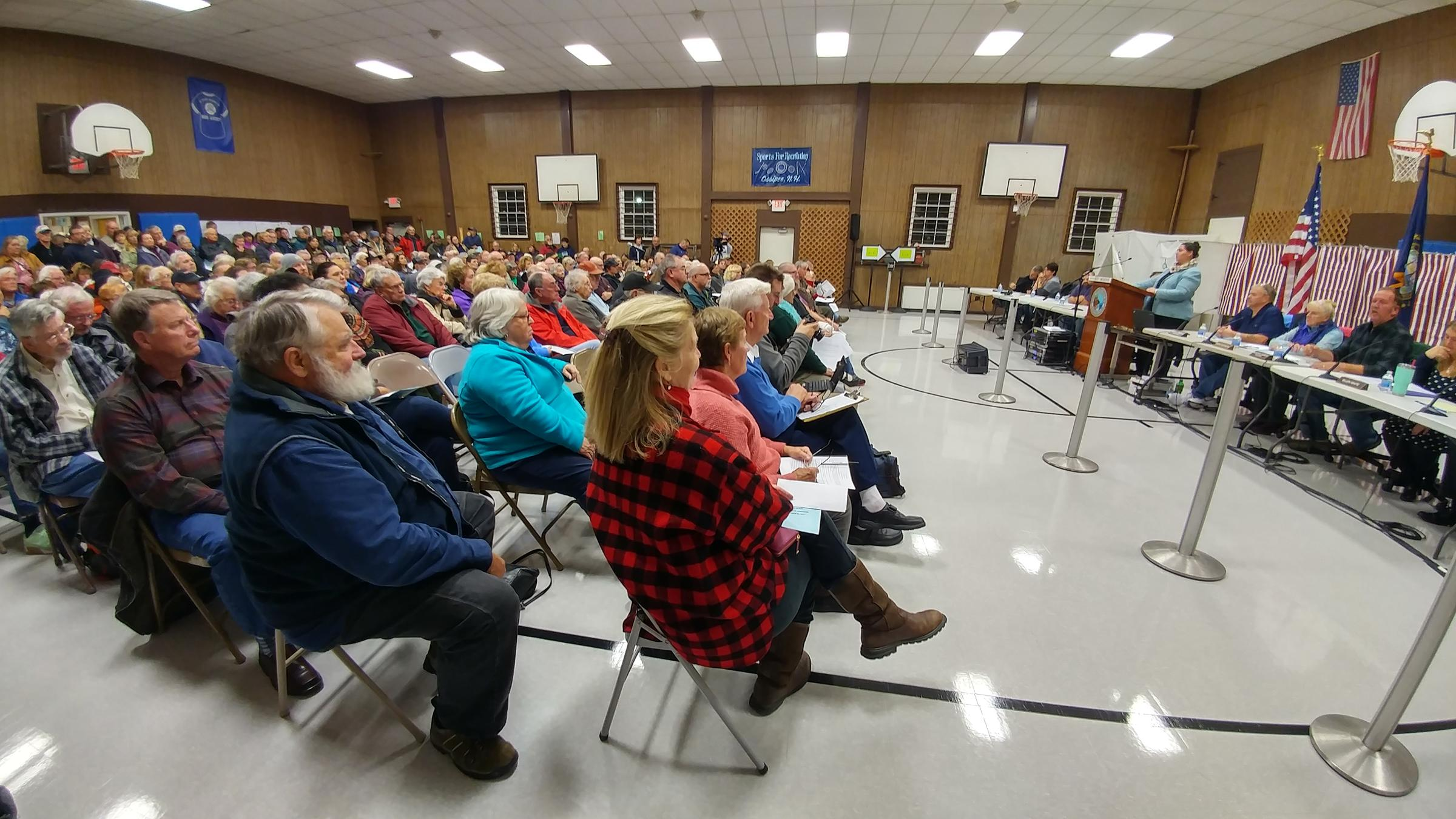 Ossipee Rejects Creating 12m Town Beach On Private Lakefront