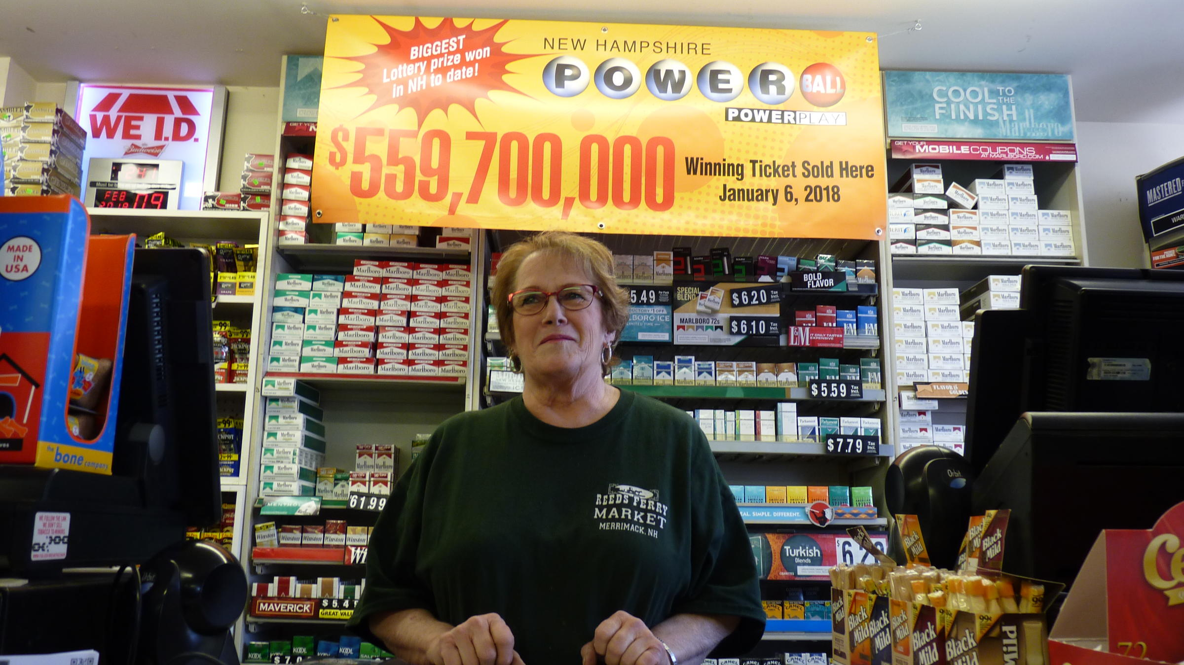 NH Officials to Powerball Winner: Sorry, Rules are Rules