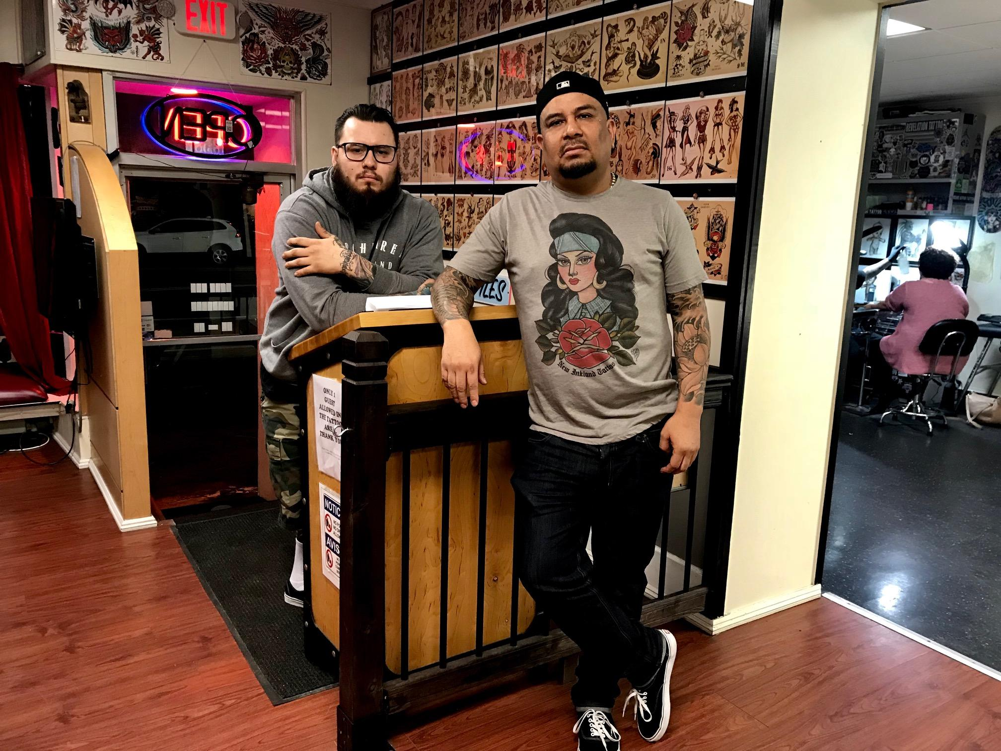 From the golden state to the granite state why these for Tattoo shops in nashua nh