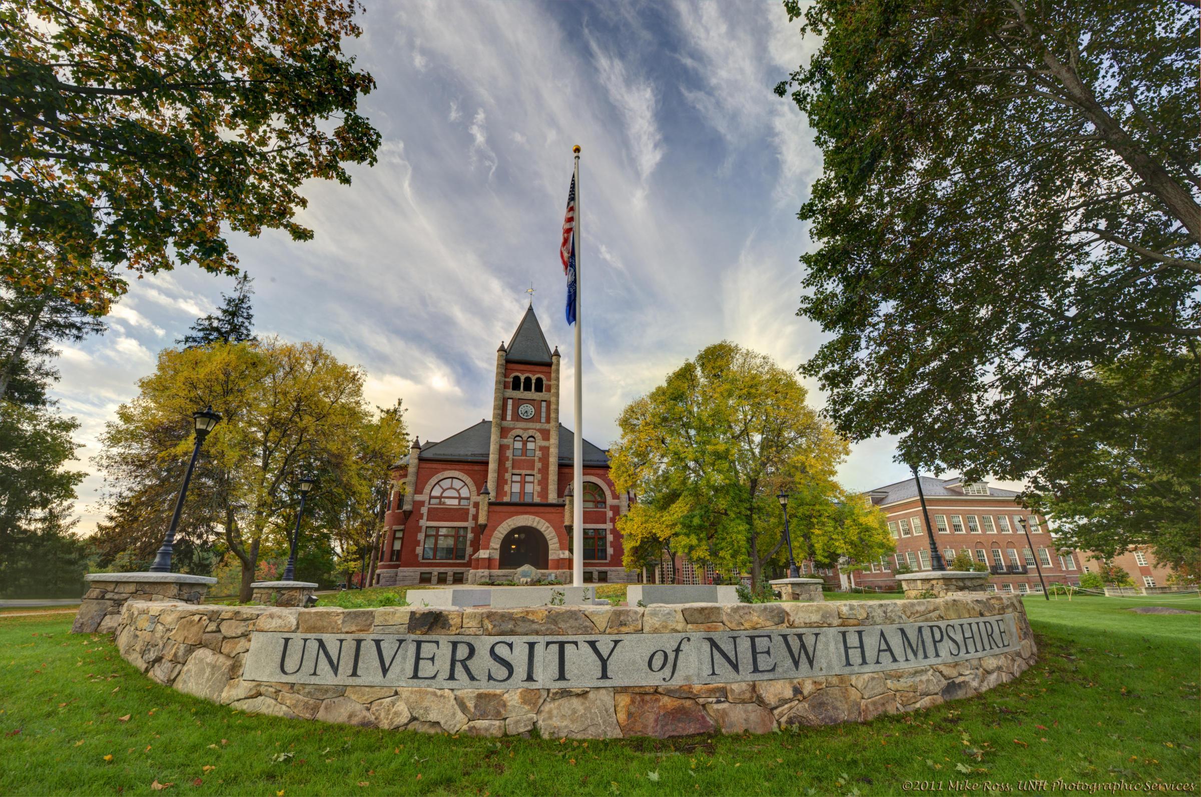 University of New Hampshire-Main Campus   Cappex