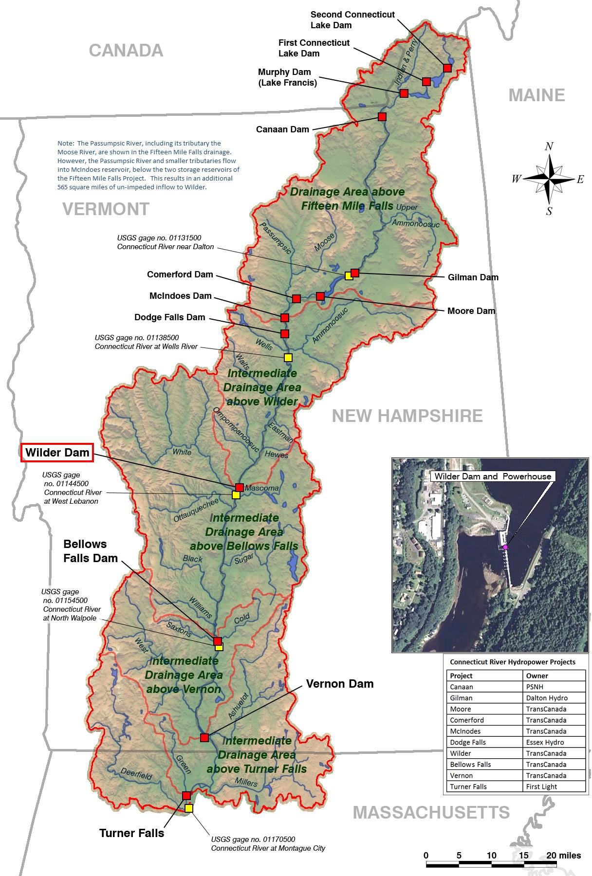 For Residents On The Connecticut River, Hydro Dams\' Relicensing Is A ...