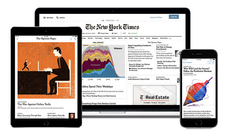 New York Times Digital Subscription | New Hampshire Public ...