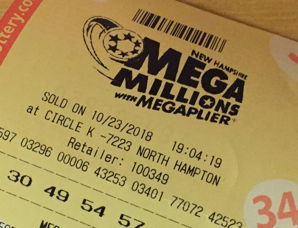 foto Winning 1.6 billion Mega Millions ticket sold in South Carolina