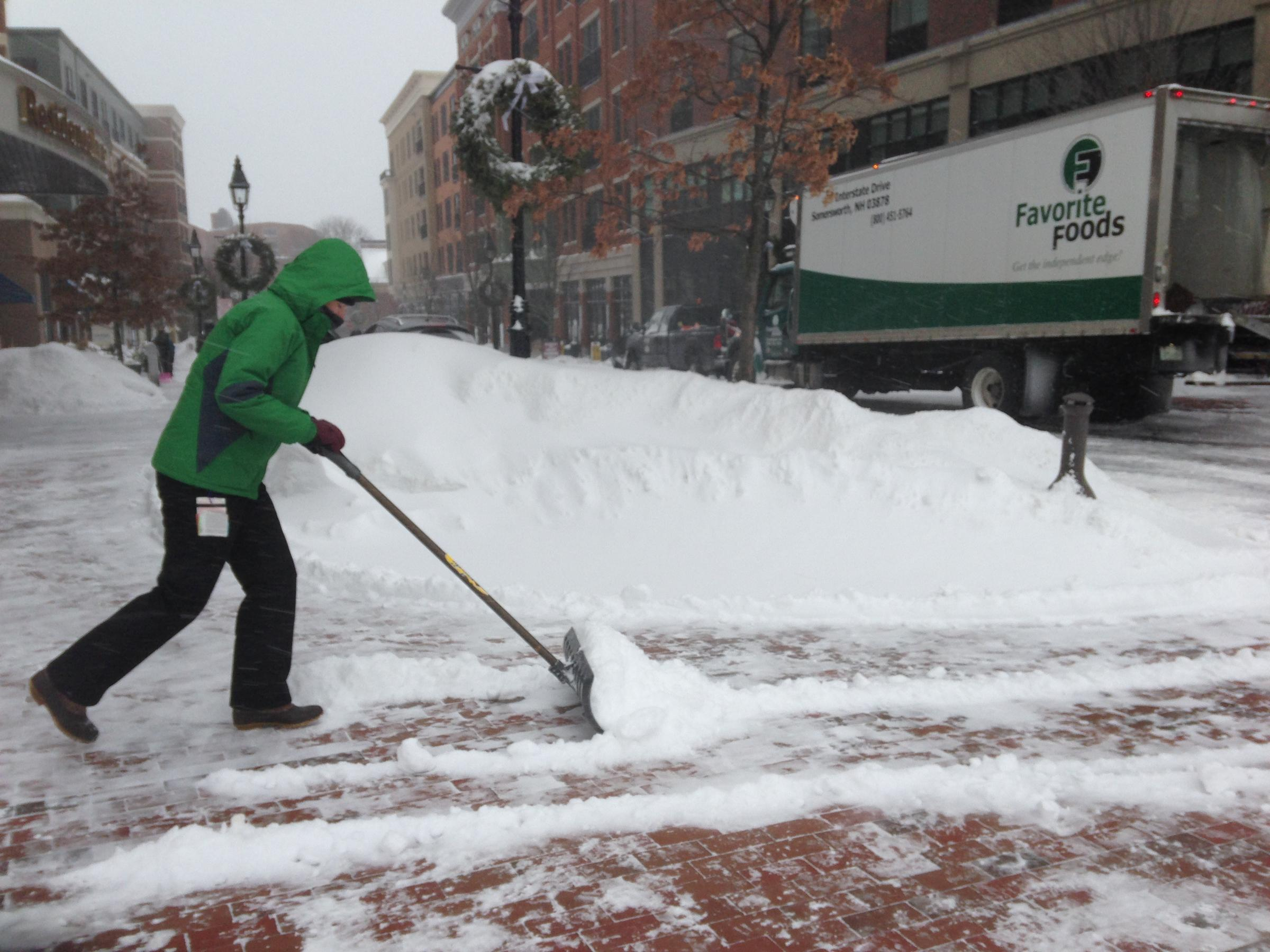 Winter Storm Update: Stalled Storm Means More Snow, More ...